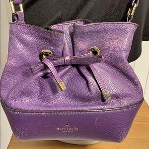 Kate Spade small duffle bag.